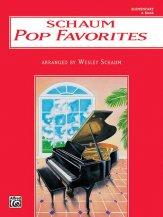 Pop Favorites Elementary A Book