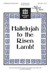 Hallelujah To The Risen Lamb