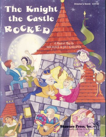 The Knight The Castle Rocked (5 Pak)