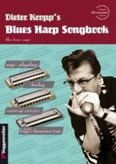 Blues Harp Songbook (Bk/Cd)