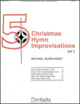 5 CHRISTMAS HYMN IMPROVISATIONS SET 2