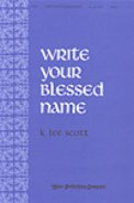 Write Your Blessed Name