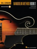 Hal Leonard Mandolin Method 1 (Bk/Cd)