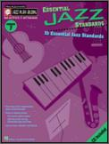 Jazz Play Along V007 Essential Jazz Stan