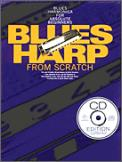 Blues Harp From Scratch (W/Cd)