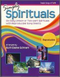 Simply Spirituals (Bk/Cd)