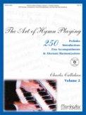 The Art Of Hymn Playing Vol 2 (Bk/Cd)