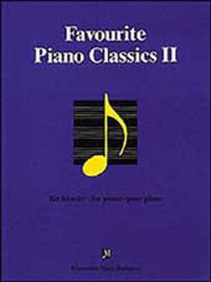 Favourite piano classics ii sheet music sku 800129 for Piano house classics