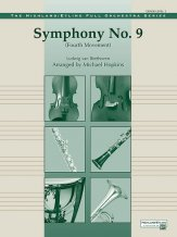 Symphony No. 9 (Fourth Movement): 2nd B-flat Clarinet