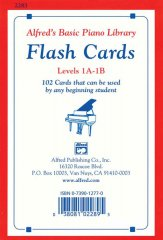 Flashcards Levels 1a-1b