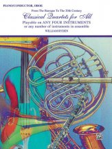 Classical Quartets For All (OB Pf/Cond)