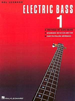 Hal Leonard Bass Method Bk 1