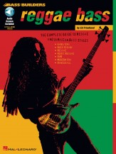 Reggae Bass The Complete Guide (Bk/Cd)