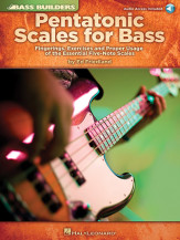 Pentatonic Scales For Bass (Bk/Cd)