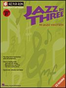Jazz Play Along V031 Jazz In Three (Bk/C