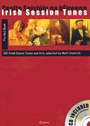 Irish Session Tunes Red Book (Bk/Cd)