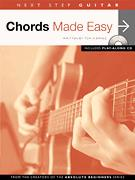 Next Step Guitar Chords Made Easy (Bk/CD