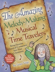 AMAZING MELODY-MAKING MUSICAL TIME TRAVE