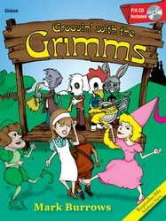 GROOVIN' WITH THE GRIMMS (BK/CD)