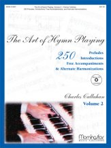 Art of Hymn Playing Vol 2, The (Bk/Cd)