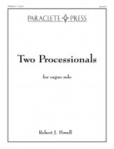 TWO PROCESSIONALS