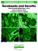 Sarabande and Gavotte