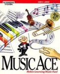 Music Ace-Consumer Version (CD Rom)