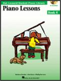 Piano Lessons Bk 4