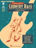 The Lost Art Of Country Bass (Bk/Cd)