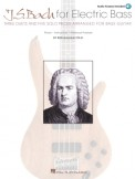 J S Bach For Electric Bass (Bk/Cd)