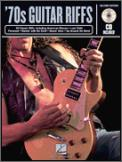 70s Guitar Riffs (Bk/Cd)