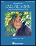 Pacific Song (Single Choir)