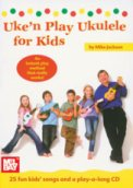 Uke'n Play Ukulele For Kids (Bk/Cd)