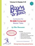 Boom-A-Tunes Curriculum Vol 4
