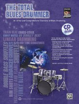 The Total Blues Drummer (Bk/Cd)