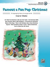 Famous & Fun Pop Christmas Bk 2