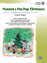 Famous & Fun Pop Christmas Bk 5