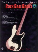 Rock Bass Basics (Bk/Cd)