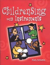 Childrensing With Instruments (Bk/Cd)