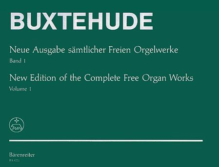 NEW EDITION OF THE COMPLETE ORGAN WORKS1
