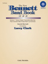 New Bennett Band Book 1 (Bk/Cd)