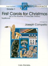 First Carols For Christmas