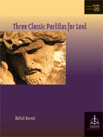 Three Classic Partitas For Lent
