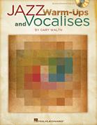 Jazz Warm-Ups and Vocalises (Bk/Cd)