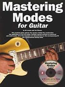 Mastering Modes For Guitar (Bk/Cd)