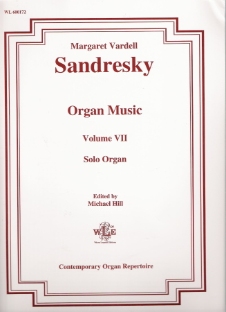 ORGAN MUSIC VOL 7