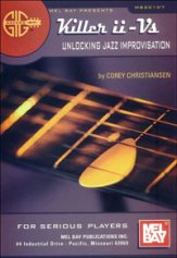 Killer Iis-Vs Unlocking Jazz Improvisat