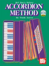 Accordion Method (Bk/Dvd)