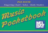Pan Flute Music Pocketbook