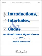 Introductions Interludes and Codas